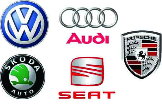 Katalog - Volkswagen audi